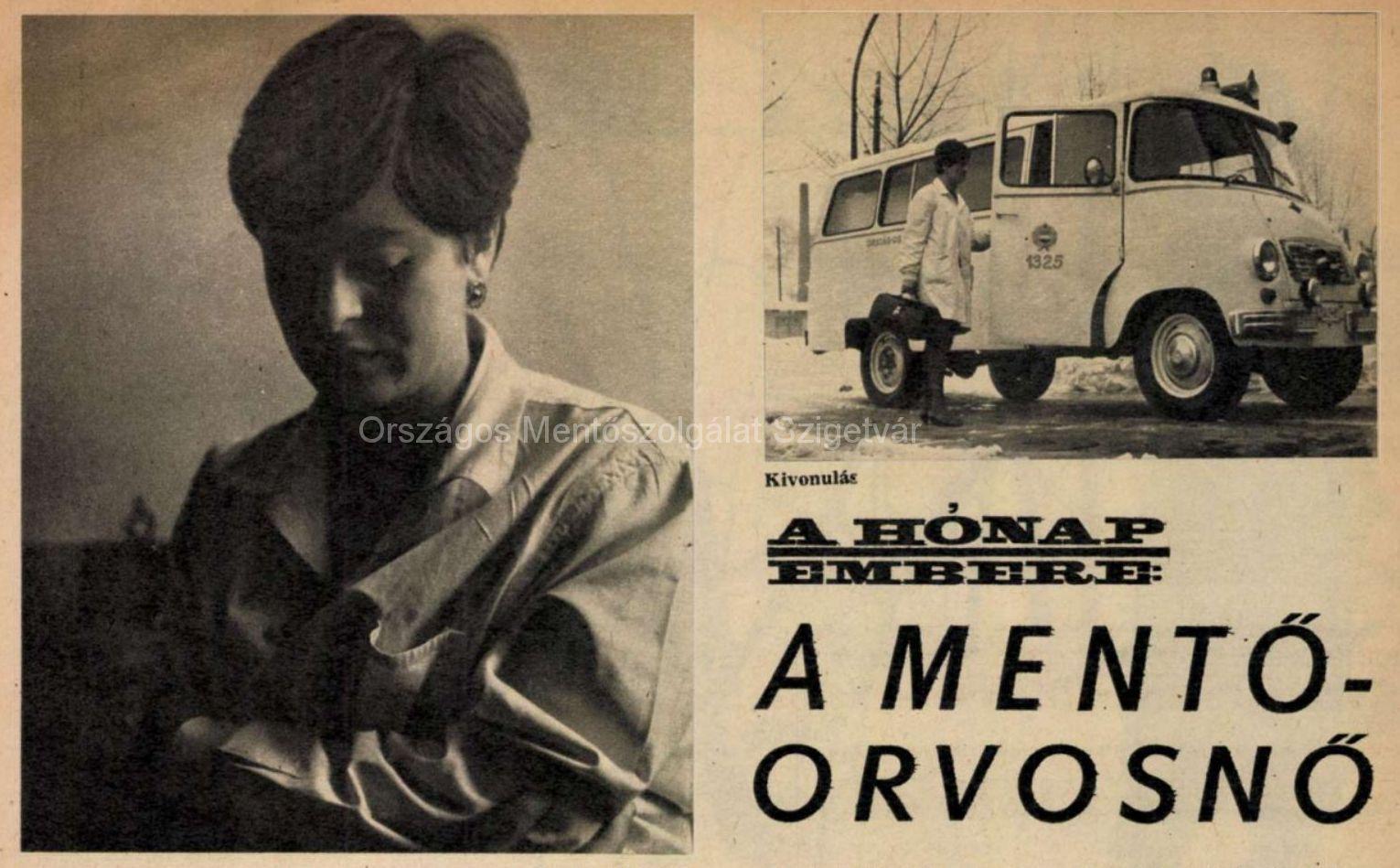 Mentőorvosnő-1969.-decemberi-Képes-Újságban
